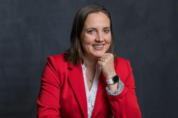 Sarah Wolfolds